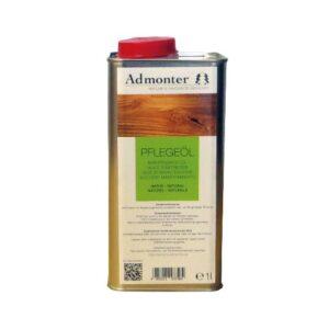 Olio naturale MARRONE di Admonter per la manutenzione 1l