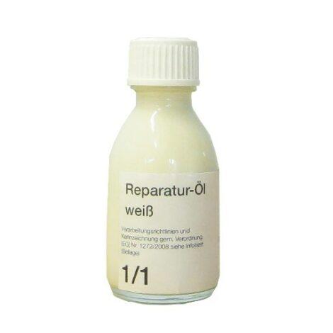 Reperatur-Öl weiß